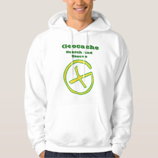Geocache Search and rescue Hoodie