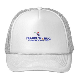 Geocache Travel'n Bug Hats