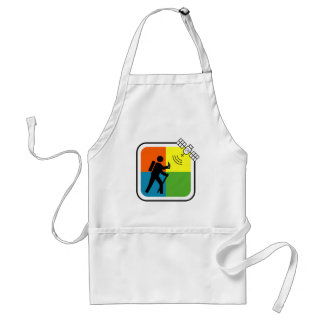 GeoCacher Adult Apron