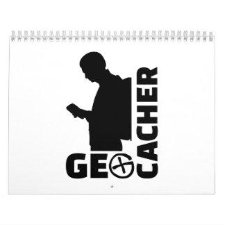 Geocacher Calendar
