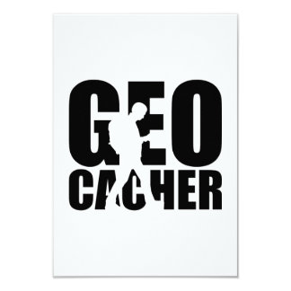 Geocacher Card