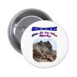 Geocacher lo hace en las rocas pins