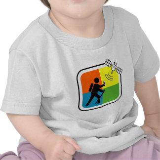 GeoCacher Camisetas