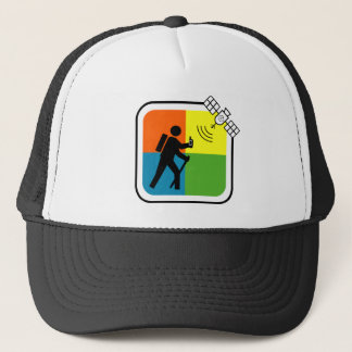 GeoCacher Trucker Hat