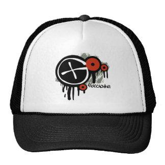 Geocacher Vector Trucker Hats