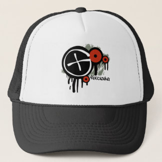 Geocacher Vector Trucker Hat