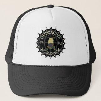 Geocacher WorldWide Trucker Hat