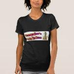 Geocachers lo hace en el desierto camiseta