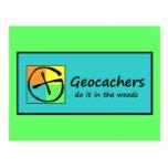 Geocachers Postal