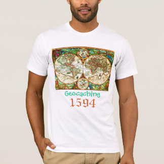 Geocaching 1594 T-Shirt