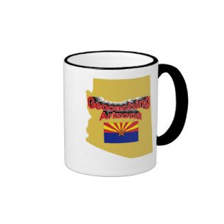 Geocaching Arizona Mug