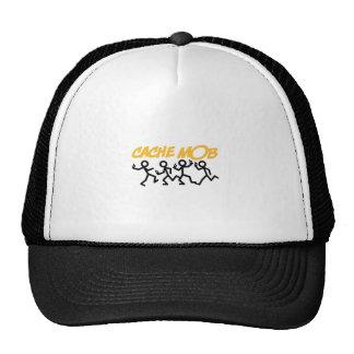 GeoCaching - Cache Mob Trucker Hat