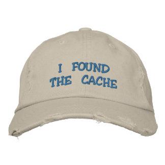 Geocaching Cap