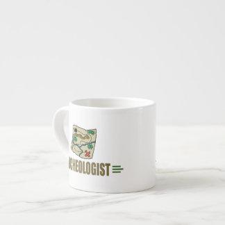 Geocaching chistoso taza espresso