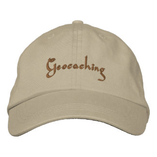 Geocaching Geo Cache Geocacher Cap Hat
