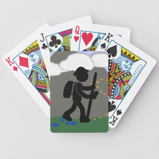 GEOCACHING GEOCACHER BICYCLE PLAYING CARDS
