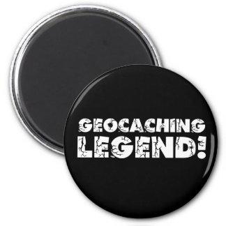Geocaching Legend! Magnet