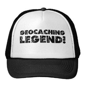 Geocaching Legend! Trucker Hat