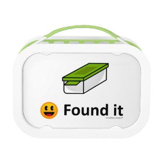 Geocaching Lunch Box