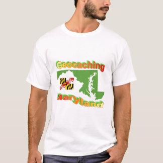 Geocaching Maryland Tee