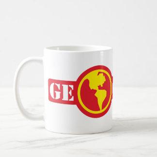 Geocaching Classic White Coffee Mug