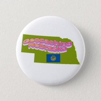 Geocaching Nebraska Button