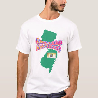 Geocaching New Jersey Tee