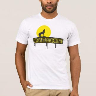 "Geocaching ""Nightcaching "" T-Shirt"