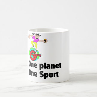 Geocaching One planet One sport Coffee Mug