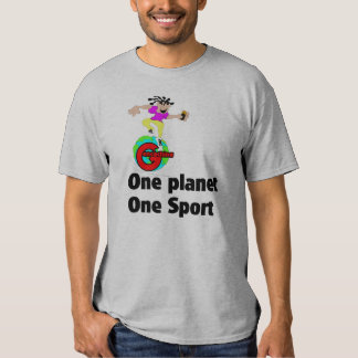 Geocaching One planet One sport T Shirt