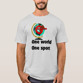 Geocaching one world one sport T-Shirt