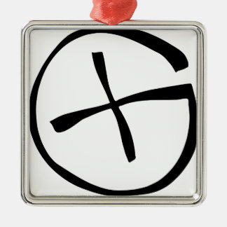 Geocaching Christmas Ornaments
