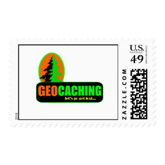 Geocaching Outdoor Official Postage Stamps!