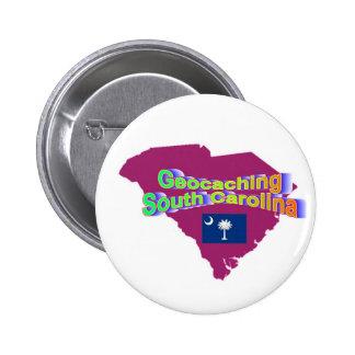 Geocaching South Carolina Button