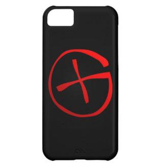 Geocaching Symbol Case For iPhone 5C