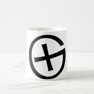 Geocaching Symbol Coffee Mug