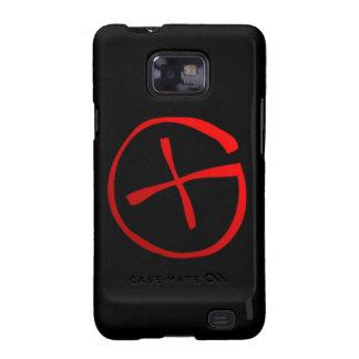 Geocaching Symbol Galaxy S2 Cases