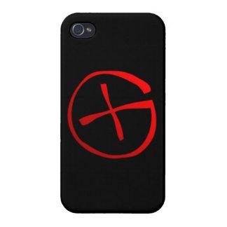 Geocaching Symbol iPhone 4/4S Case