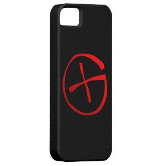Geocaching Symbol iPhone 5 Cases