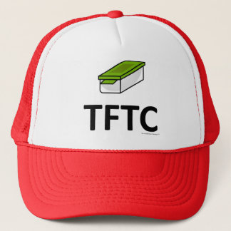Geocaching - TFTC Trucker Hat