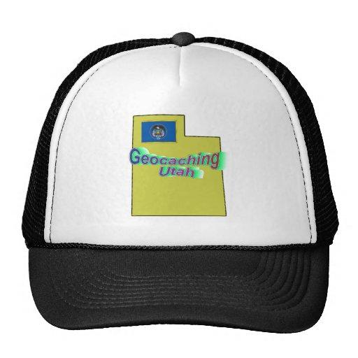 Geocaching Utah Hat