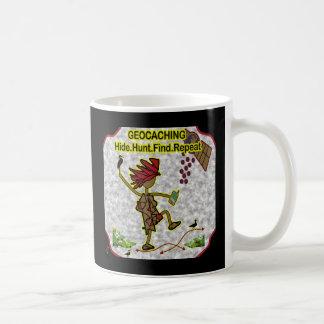 Geocachnig Hide Hunt Find Coffee Mug