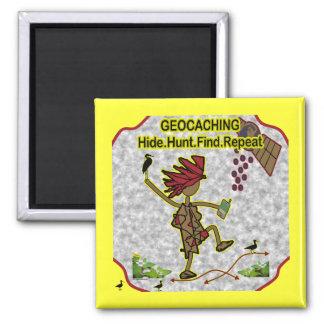 Geocachnig Hide Hunt Find Magnet