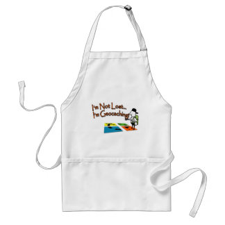 Geocahing Adult Apron
