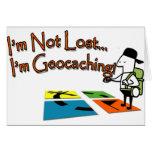Geocahing Felicitación