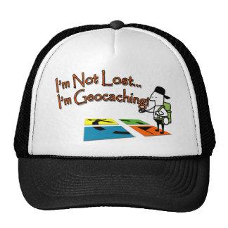 Geocahing Trucker Hat