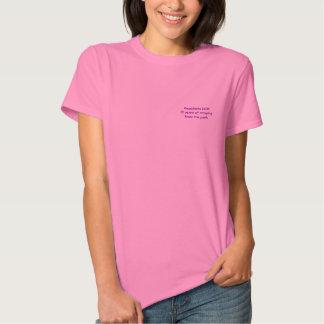 Geochicks 2014 t-shirt