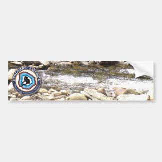 GeoCorps America - Hydrology Bumper Sticker