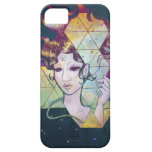 Geode Woman from Space iPhone 5 Case