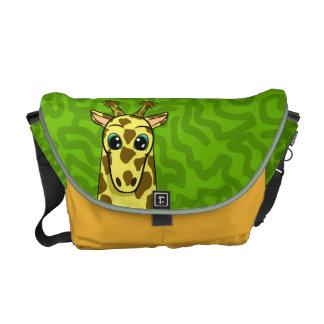 Geoff Giraffe Messenger Bag